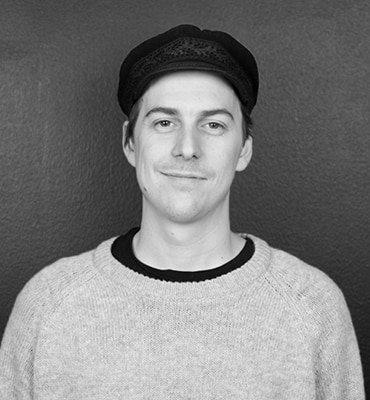 John Abrahamson, Graphic Designer, Right Thing united