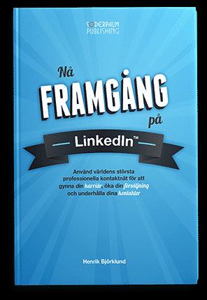 Nå framgång på LinkedIn