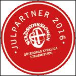 Stadsmissionen Julpartner 2016