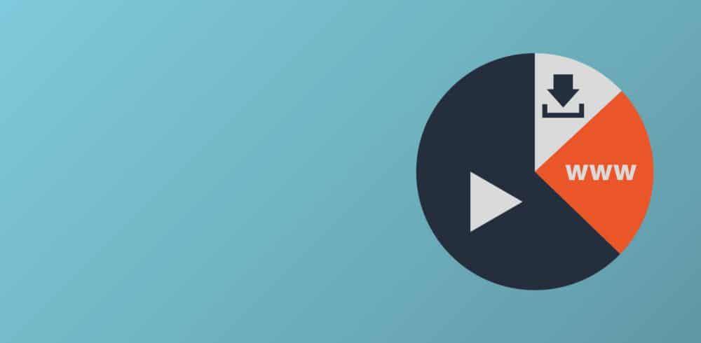 Video möter webb och delningar (