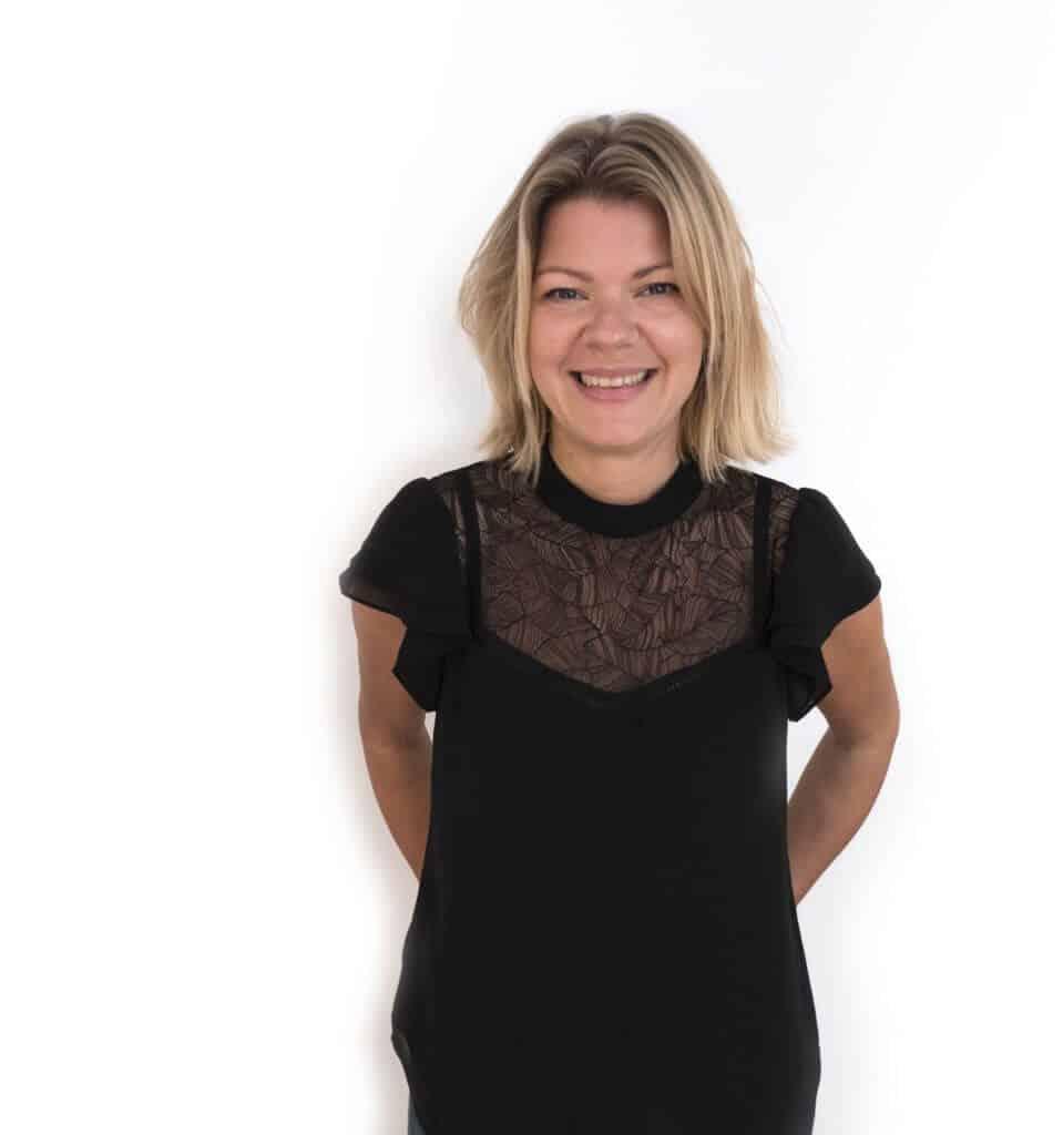 Sarah - Director of Digital Media