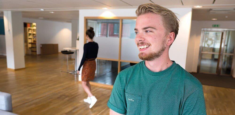 Anton Holmberg Olsson - Grafisk designer