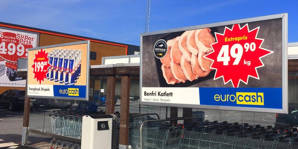 Eurocash - Priskommunikation