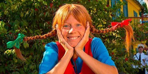 Astrid Lindgrens Värld - Pippi Långstrump