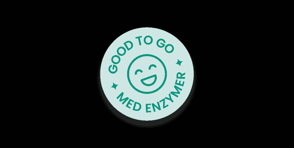 Enzymprodukter – Ny webbplats leder kunden rätt